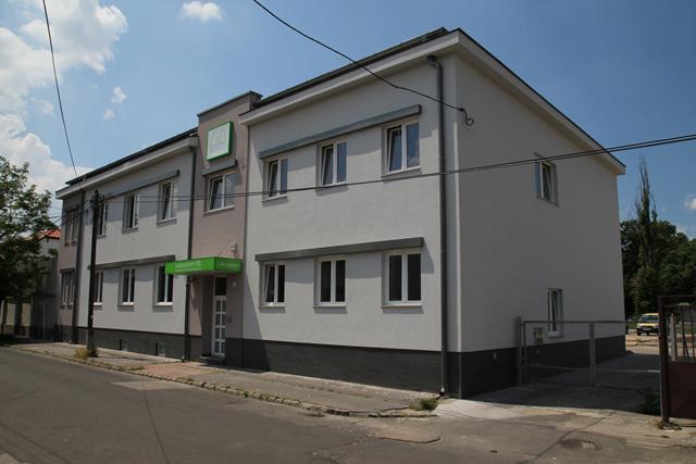 Szövőgyár utcai iroda