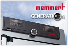 Memmert gerenation 2012